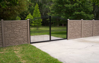 Concrete and Fence Installation & Repair